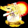 Trophée Flèche de lumière Zelda U