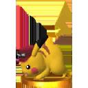 Trophée Pikachu alt 3DS
