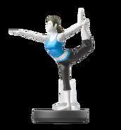 Amiibo Entraîneuse Wii Fit