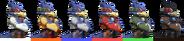 Couleurs Falco Brawl