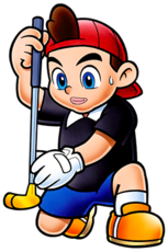 Art Kid Golf