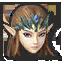 Icône 3DS Zelda bleu