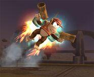 Diddy Kong Smash final Brawl 2