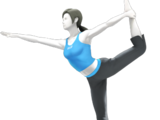 Entraîneuse Wii Fit (3DS / Wii U)