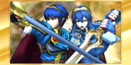 Félicitations Lucina 3DS All-Star