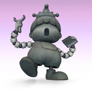 Statue de Porky Brawl