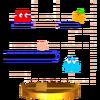 Trophée Pac-Maze 3DS