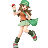 Art Dresseuse de Pokémon vert Ultimate