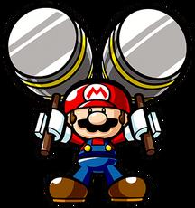 Art Mini Mario Vs. DK 2