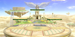 Temple de Palutena CB Ultimate