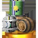 Trophée Tonneaux 3DS