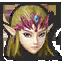 Icône 3DS Zelda violet