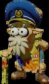 Art Amiral Macalamar Splatoon