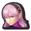 Icône 3DS Corrin rose