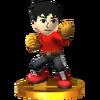Trophée Boxeur Mii 3DS