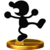 Trophée Mr Game & Watch U