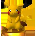 Trophée Pikachu 3DS