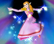 Zelda Melee Profil 1