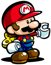 Art Mini-Mario MvDK TS