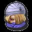 Icône Sheik violet U