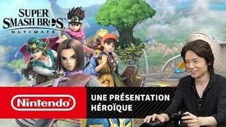 Super Smash Bros. Ultimate – Une présentation héroïque (Nintendo Switch)