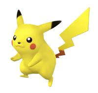 Vignette Pikachu
