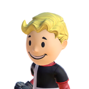Chapeau Vault Boy Ultimate