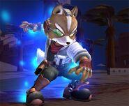 Fox Smash final Brawl 1