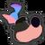 Icône Banjo & Kazooie noir Ultimate