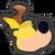 Icône Banjo & Kazooie jaune Ultimate