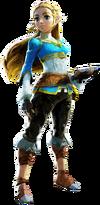 Art Zelda BotW