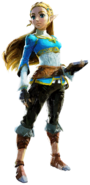 Zelda BOTW Art