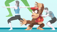 Félicitations Diddy Kong Ultimate