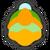 Icône Roi DaDiDou vert Ultimate