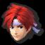 Icône 3DS Roy rose