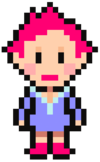 Art Kumatora Mother 3