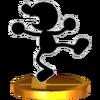 Trophée Mr Game & Watch 3DS