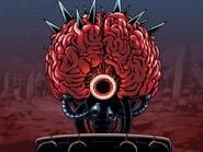 Art Mother Brain Zero Mission
