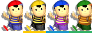 Couleurs Ness Melee