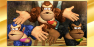 Félicitations Donkey Kong 3DS All-Star