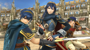 Félicitations Lucina U All-Star