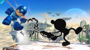 Mr Game & Watch SSB4 Profil 5