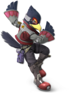 Art Falco noir Ultimate