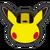 Icône Pikachu jaune Ultimate