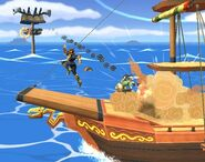 Vaisseau pirate Brawl 4