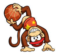 Vignette Diddy Kong MSBasketball