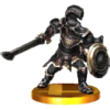 Trophée Darknut Magnus 3DS