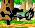Mr. Game & Watch Melee Profil 11
