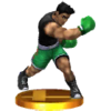 Trophée Little Mac 3DS