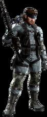 Art Solid Snake TLC
